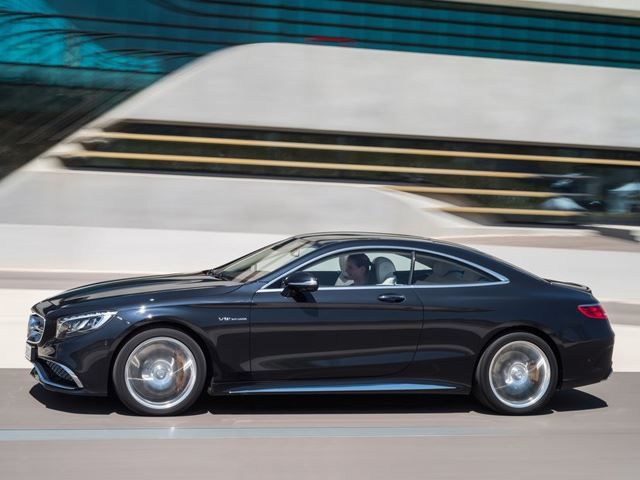2015 mercedes benz s65 amg coupe is the best luxurious