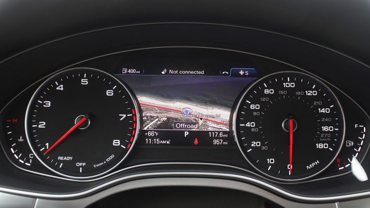 2016 A6 Audi Is Significantly Improved Everywhere