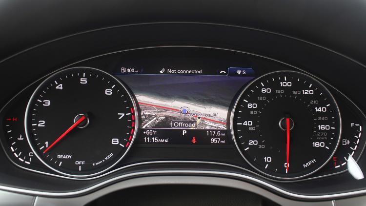 2016 AUDI A6 FIRST DRIVE 10
