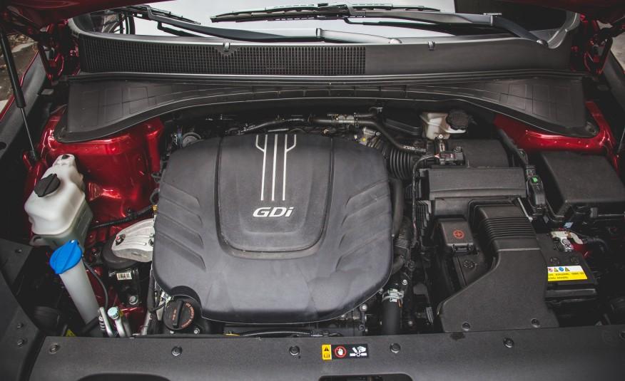 2016 KIA SORENTO V6 AWD 13