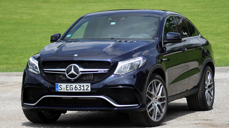 2016 mercedes benz gle class suv coupe first drive 11 muscle cars zone. Black Bedroom Furniture Sets. Home Design Ideas