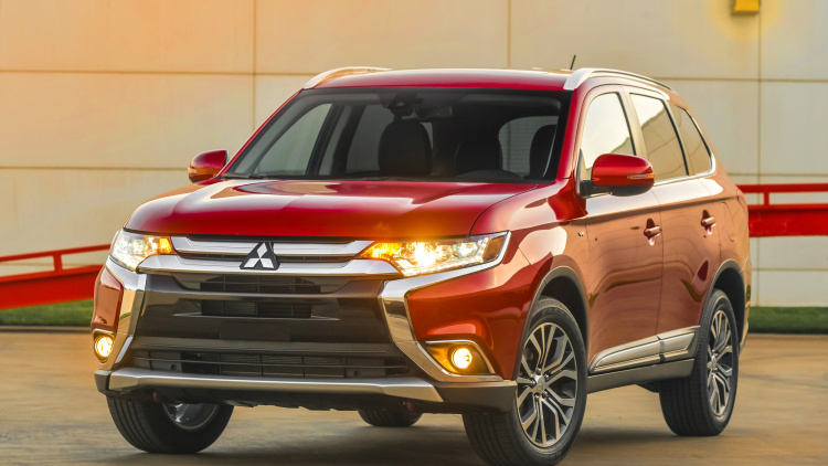 2016 Mitsubishi Outlander Got Its Price TAG Would You Give 23,845 3