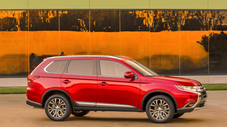 2016 Mitsubishi Outlander Got Its Price TAG Would You Give 23,845 6.jp7
