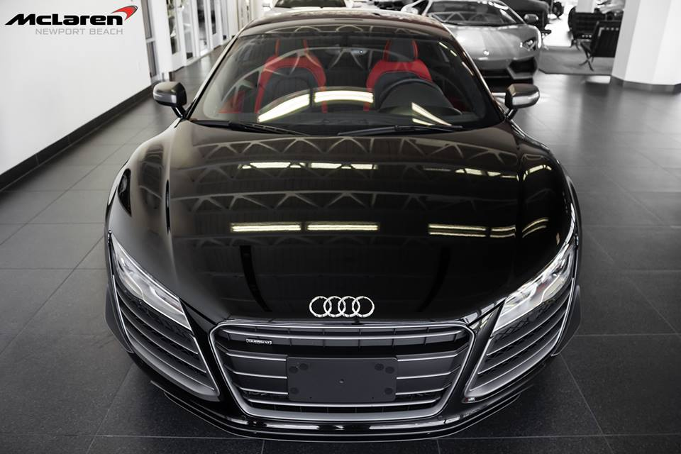 60 Are Produced & One Is Already On Sale! Audi R8 Competition 209,975 3