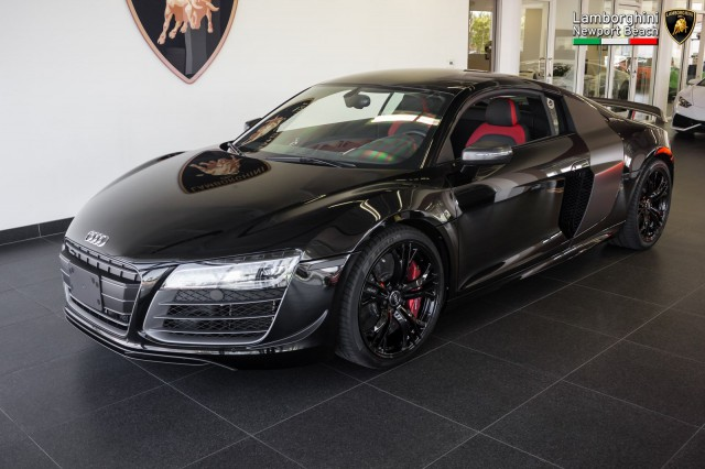 60 Are Produced & One Is Already On Sale! Audi R8 Competition 209,975