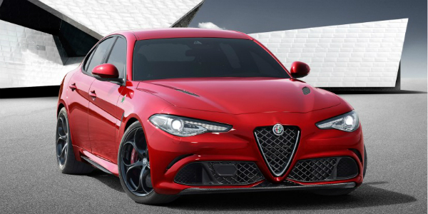 ALFA ROMEO Introduced The New 2017 GIULIA MODEL 21