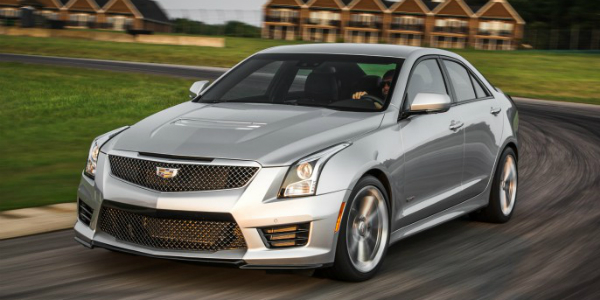 Cadillac ATS V Sedan! Does It Need An INTERVENTION By Its DESIGNERS 2