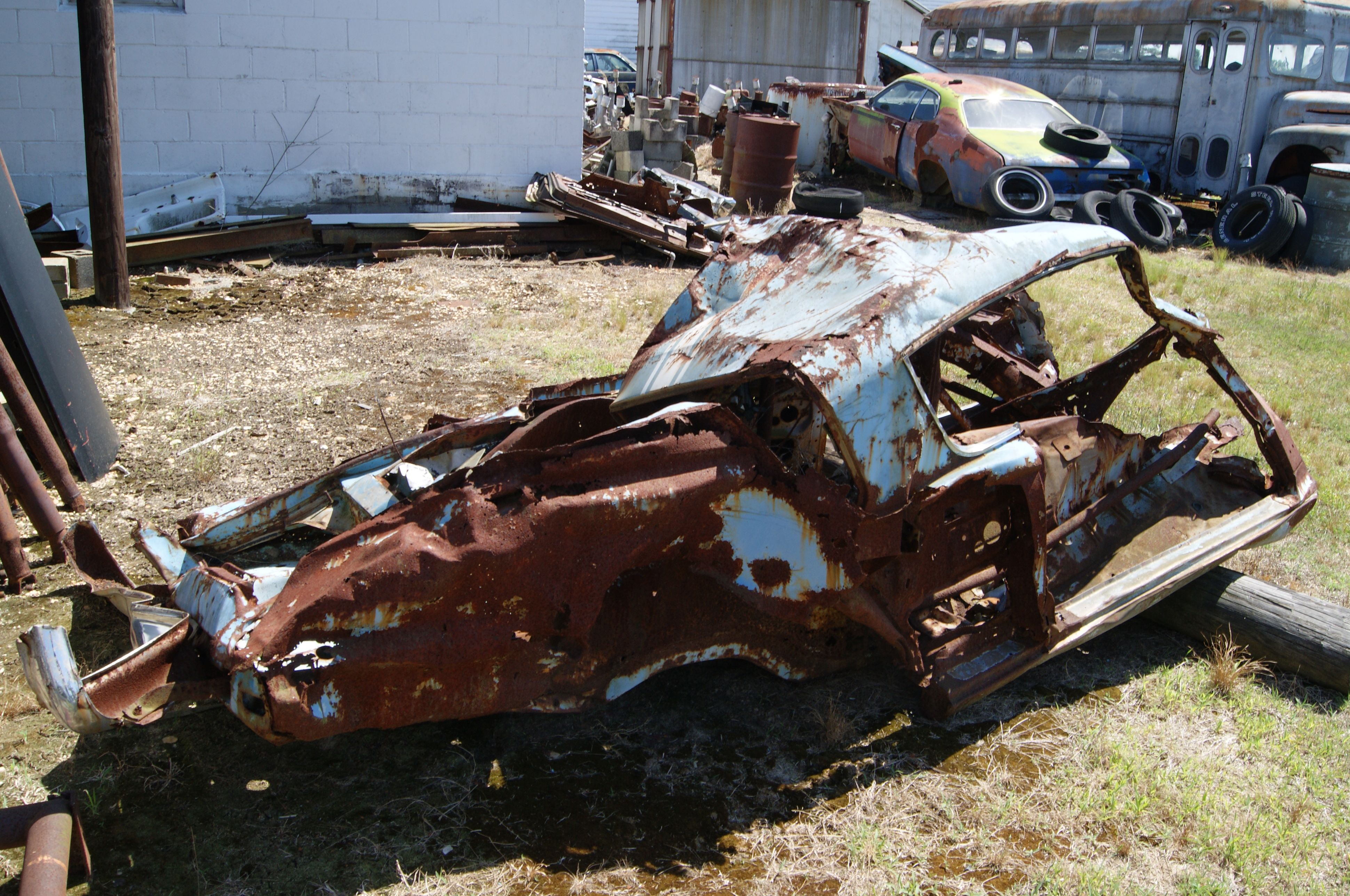 Plus Check Out This Guy Who Found Two Beauties In An Abandoned Semi Trailer A 1985 Camaro Z28 And 1970 Road Runner Amazing