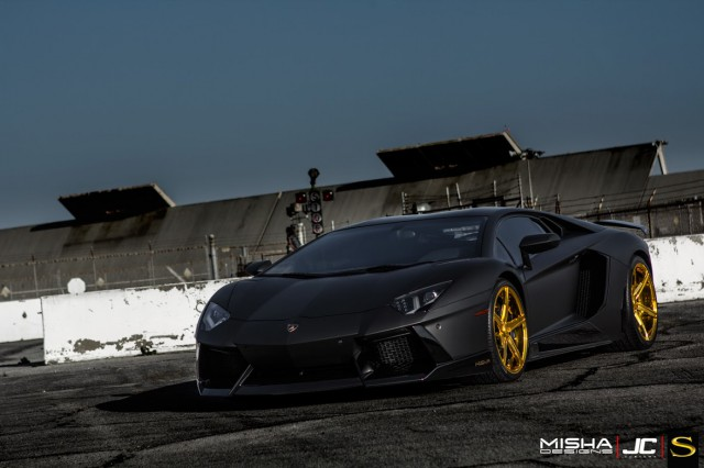 CHRIS BROWN Revealed His NEW SUPERCAR Feast Your EYES On His UNIQUE LAMBORGHINI AVENTADOR By Misha Designs 1