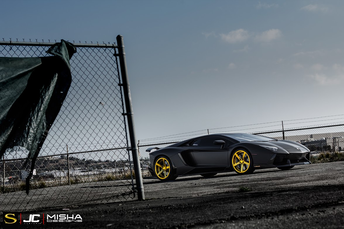 CHRIS BROWN Revealed His NEW SUPERCAR Feast Your EYES On His UNIQUE LAMBORGHINI AVENTADOR By Misha Designs 10