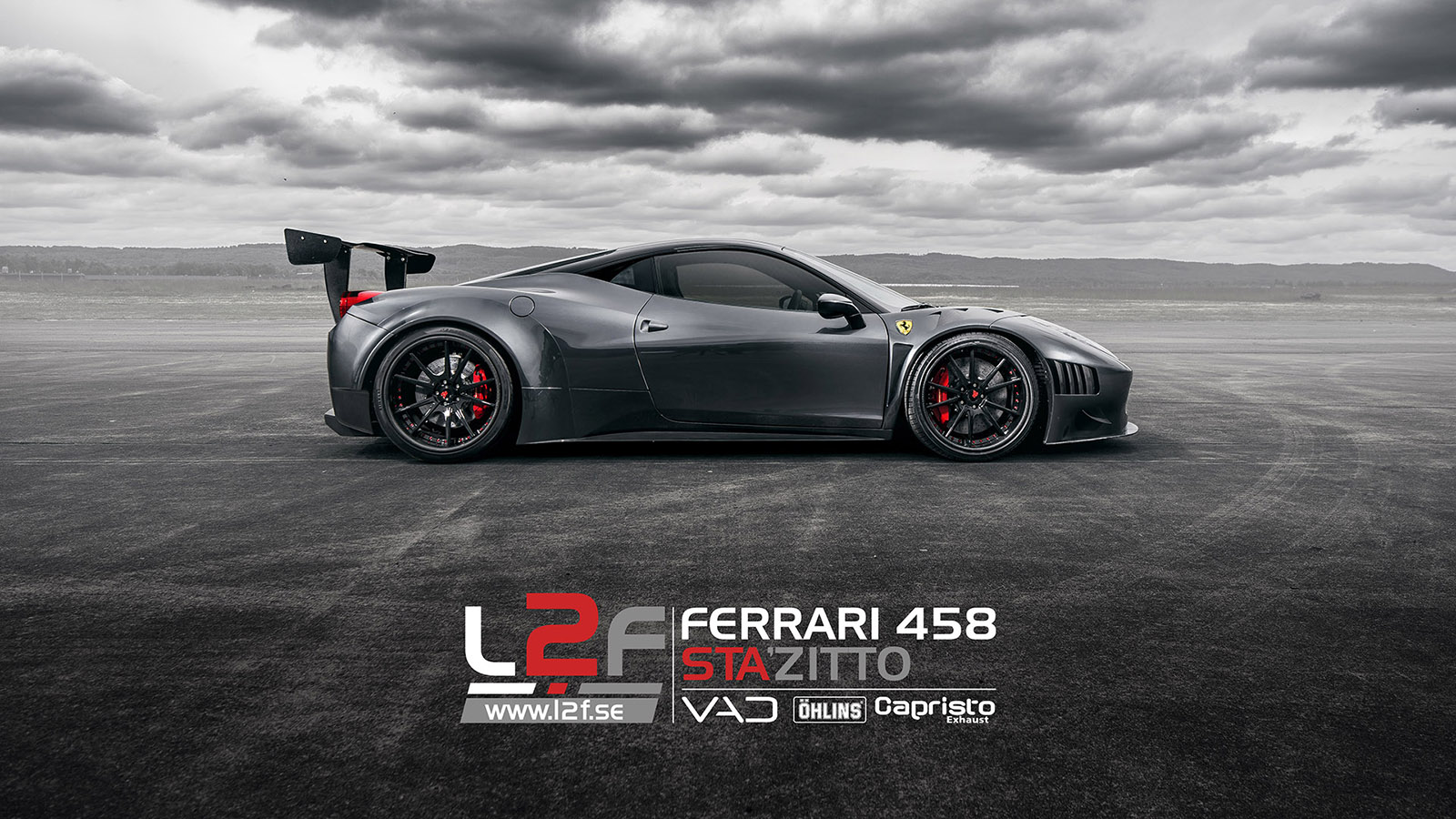 muscle car rc with Customized Ferrari 458 Gt3 3 on 1082409 bmws New Ad Slogan Is Designed For Driving Pleasure Video furthermore Chevrolet Graveyard 28 Virginia Us likewise Parma Raptor Body Gets Race Theme in addition 590193 further Porsche Electric Le Mans 2035 Prototype Side View.