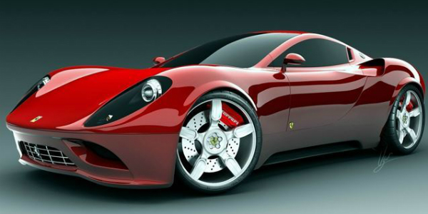 Ferrari S New Supercar Will Have An Awesome Name Find Out Now