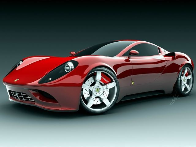 FERRARI NEW SUPERCAR Will Have An AWESOME Name Saving $180,000