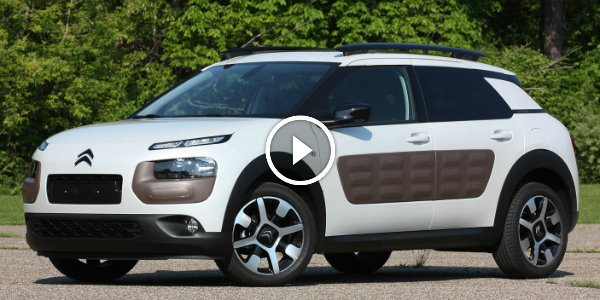 Have A Look At This Fantastic Drive With The Citroen C4 Cactus 51