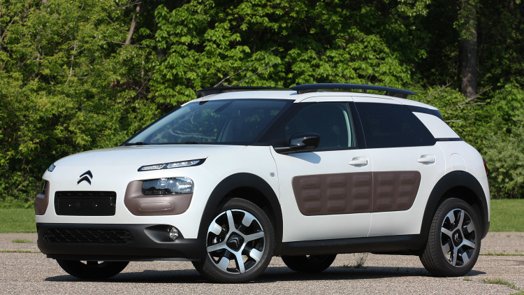 Have A Look At This Fantastic Drive With The Citroen C4 Cactus