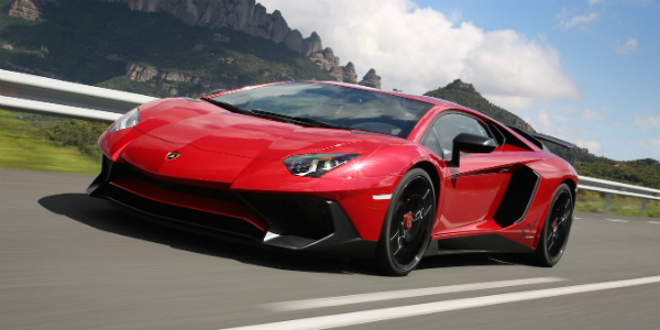 Lamborghini Confirmed The OPEN TOP Version Of The NEW AVENTADOR SUPERVELOCE Roadster 141