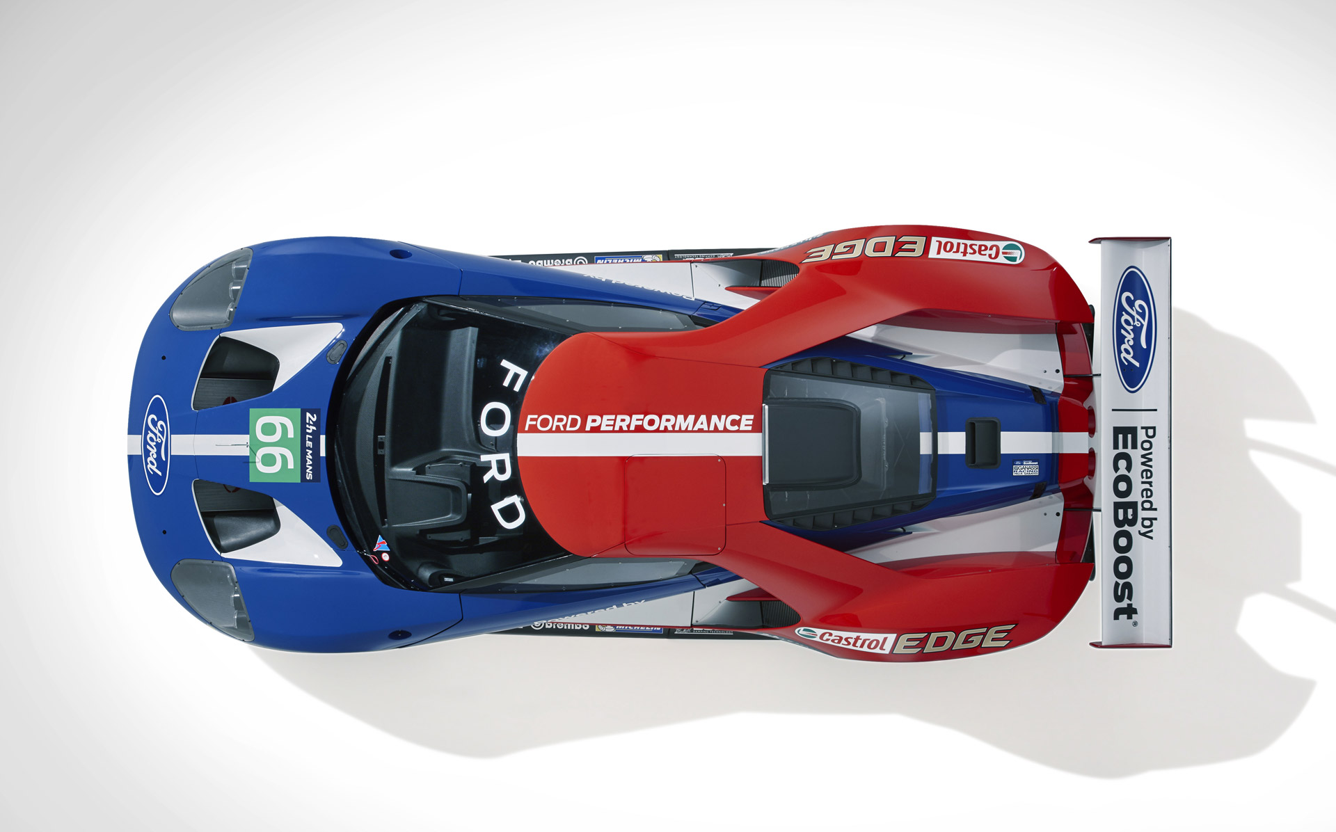 Le Mans COMEBACK! FORD ALL-NEW GT SUPERCAR 9