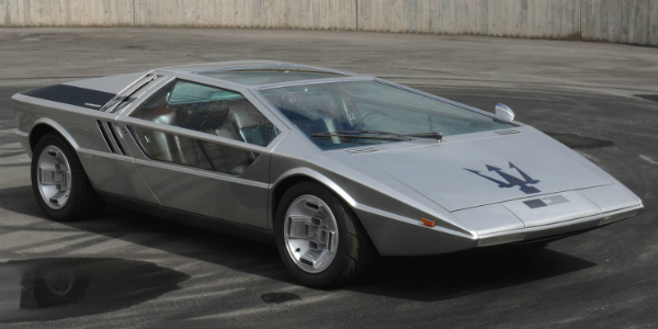 MASERATI BOOMERANG Goes To AUCTION 145