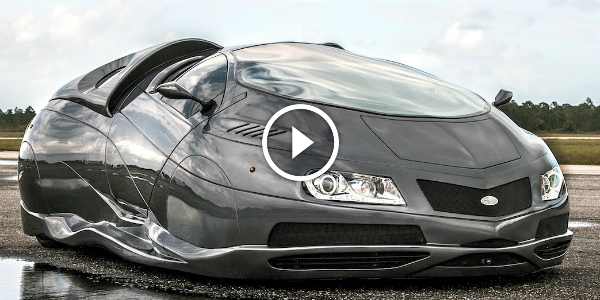 Used Cars Miami >> Michael Vetter's FUTURISTIC EXTRA TERRESTRIAL Vehicles!