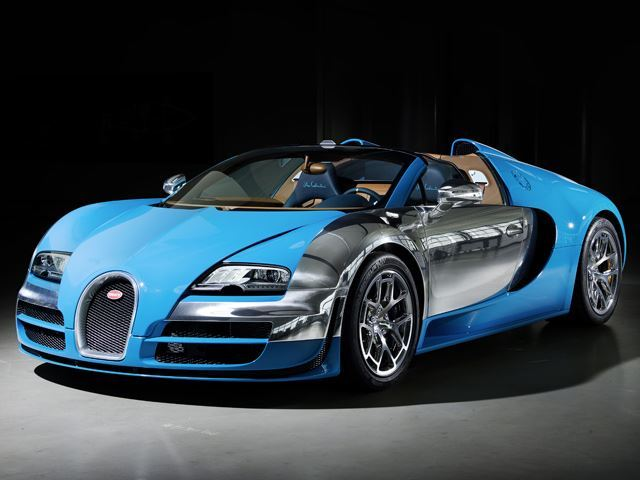 One Of The Most Unique Bugattis In The World RARE SUPERCAR Worth $2.7 MILLION 1