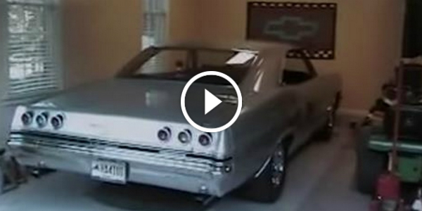 Piss Off Your Grumpy Neighbor Show Your Muscles Named 1965 CHEVY IMPALA SS 11