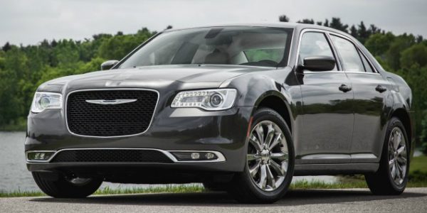 The 2015 Chrysler 300 V6 AWD 55