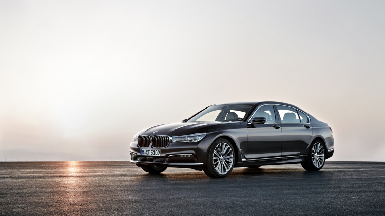 The 2016 BMW 7 SERIES 1