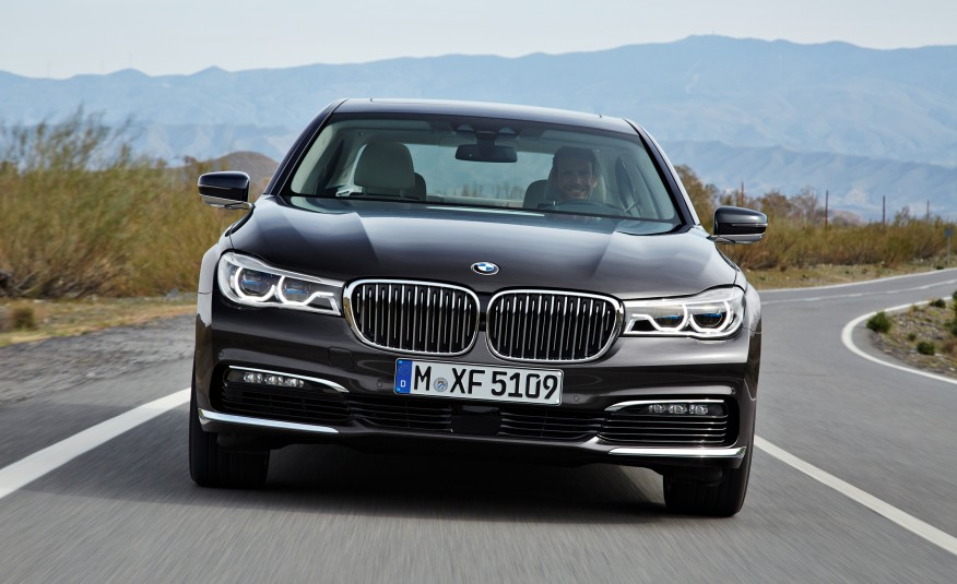 The 2016 BMW 7-Series 3