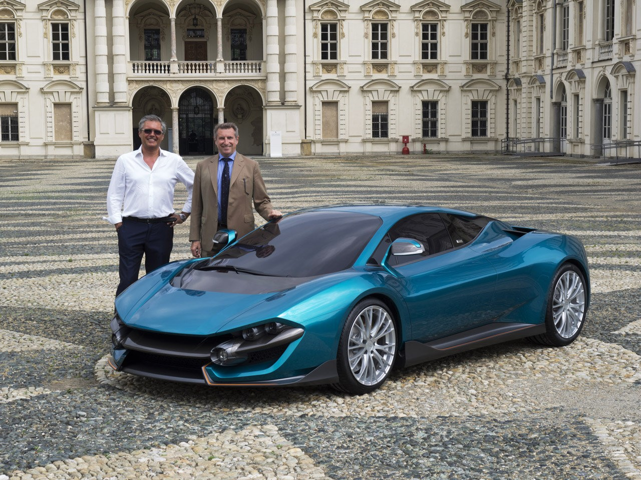 Torino Design ATS Wildtwelve! HYBRID HYPERCAR With A Top Speed Of 242 MPH 1