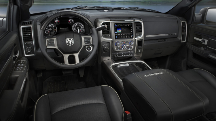 Tow Your MOBILE HOUSE The 2016 RAM 3500 10