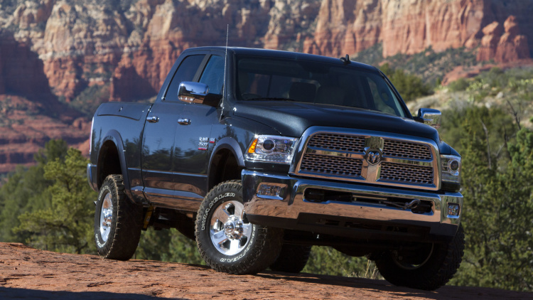 Tow Your MOBILE HOUSE The 2016 RAM 3500 8