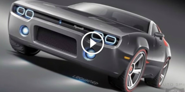 Upcoming 2016 Plymouth Road runner 122