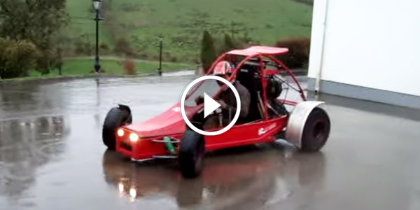 Check Out James Carroll S Hilarious Special Drift Buggy