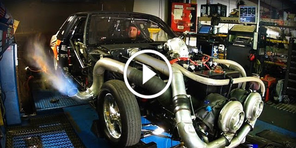 First Dyno Test of The 1982 OLDSMOBILE CUTLASS HURST EDITION!