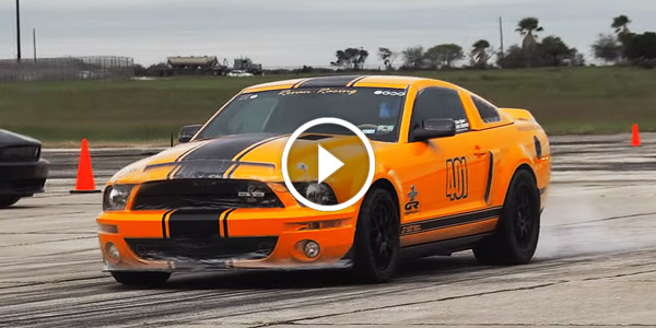 world�s fastest ford mustang shelby snake gt500