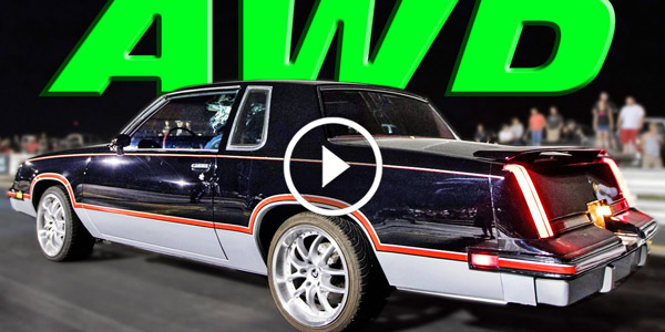 The 800hp AWD Cutlass vs 800hp Jeep Cherokee SRT8