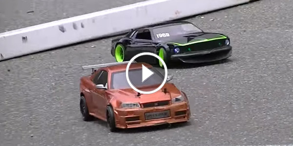 Feeling Up For Some Rc Drift Action Check Out The Crc Drift Comp