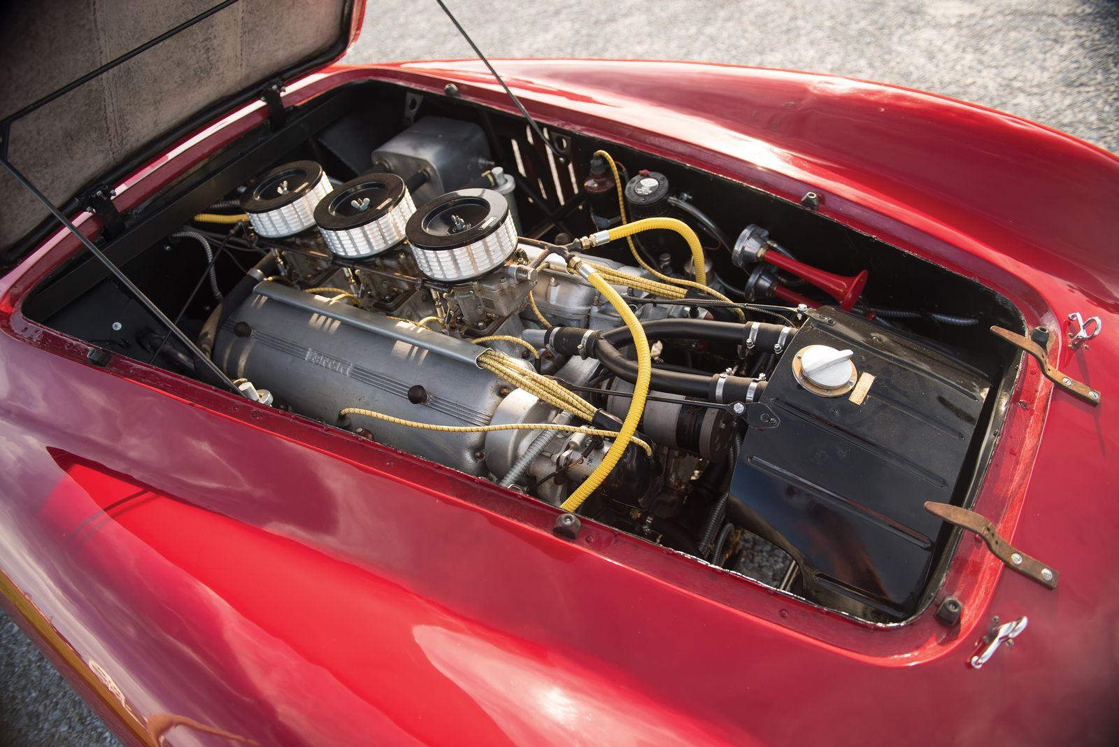 1950 Ferrari 275S 340 America Barchetta Goes To AUCTION For $10 Million 9