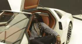 2 Chainz Pays $500,000 For The DeLorean Done By WEST COASTS CUSTOMS