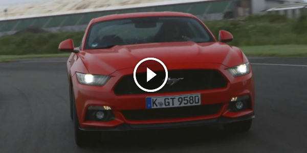 2015 Ford Mustang GT 412