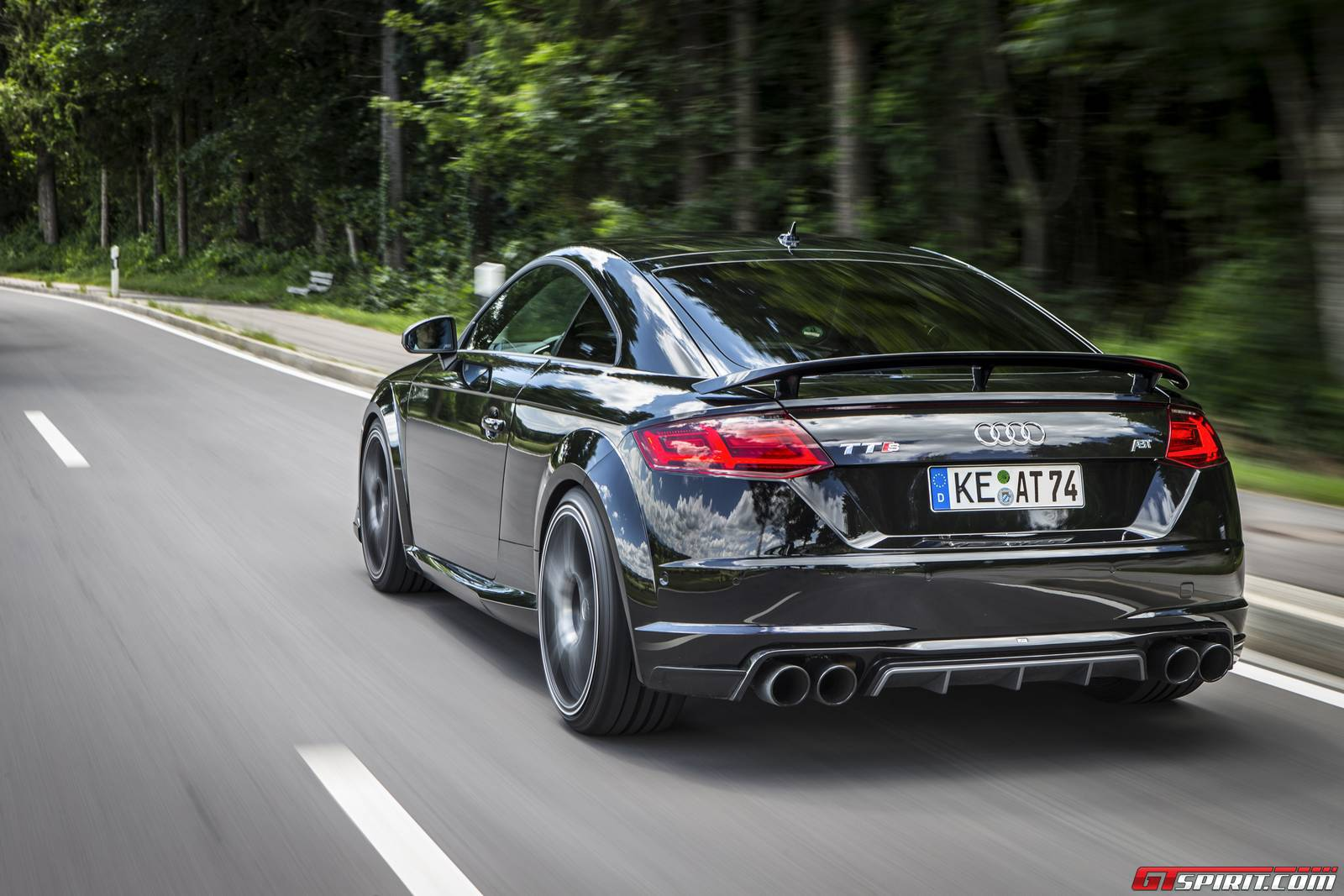 ABT Audi TTS The New Beast Can Make 370hp 2