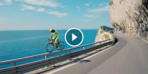 FREE BIKE RIDE By The One & Only Vittorio Brumotti 11