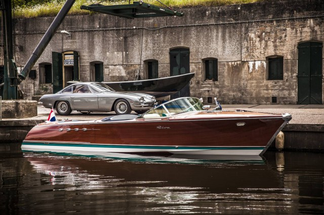 Ferrucio S Riva Aquarama Boat With 2 V12 Engines Is Up For Sale