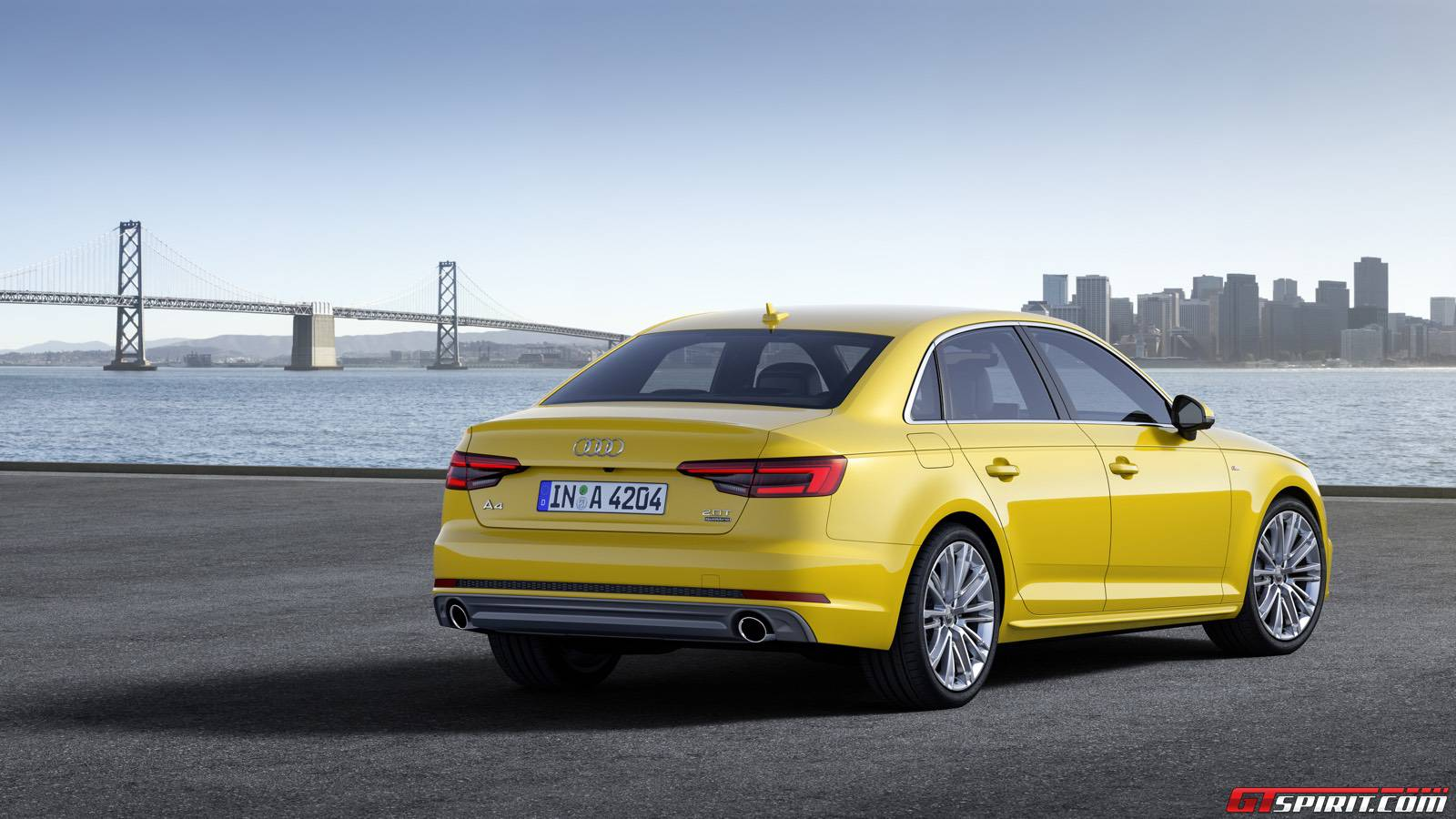 Have You Seen The 2016 AUDI A4 14