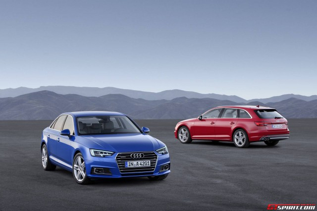 Have You Seen The 2016 AUDI A4