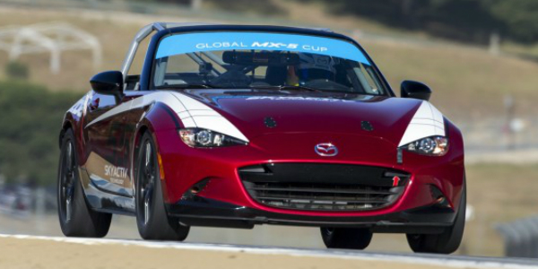 Mazda Is Working On The NEW MX-5 Cup Race Car 151