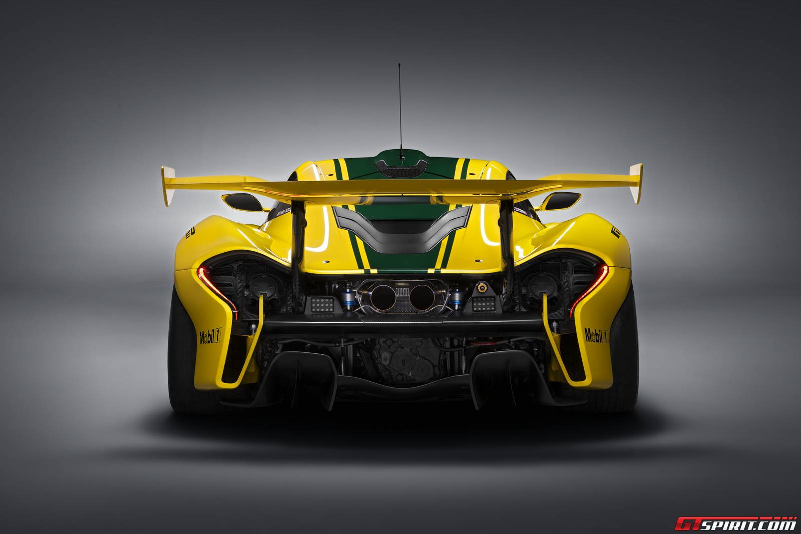 McLaren Has STARTED Producing The Track-Only P1 GTR 9