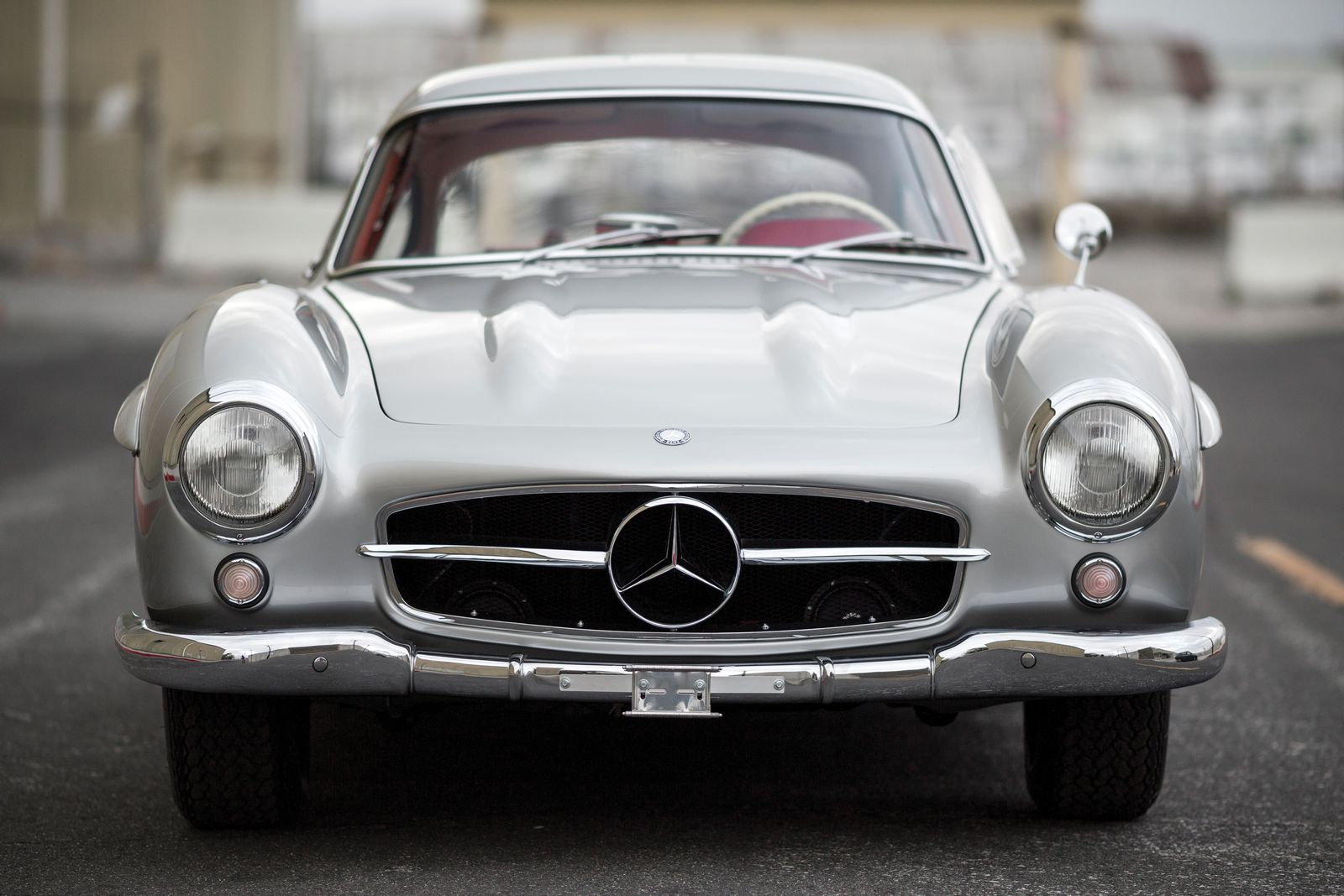 Mercedes-Benz 300SL Alloy Gullwing Heads To AUCTION! It Will Be Sold For At Least $5.5 M 3