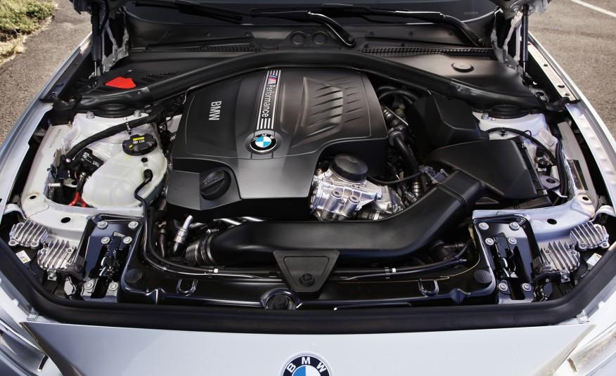 The 2015 BMW M235i xDrive 12