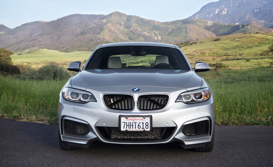 The 2015 BMW M235i xDrive 4